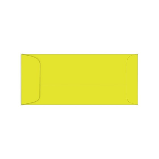 Astrobrights - #10 Policy Envelopes - Lift-Off Lemon - 2500 PK