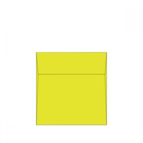 Astrobrights Lift-Off Lemon (1) Envelopes Find at PaperPapers