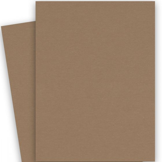 Basis Light Brown (2) Paper Order at PaperPapers