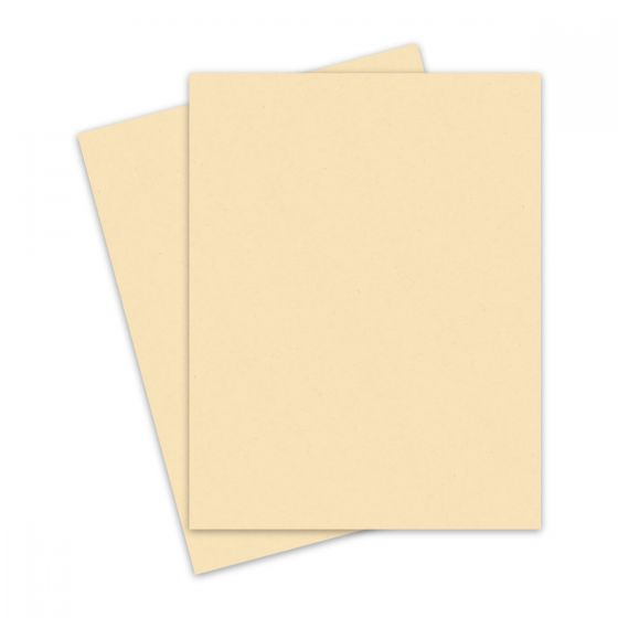 French Manila Yellow Kraft (2) Paper  Purchase from PaperPapers