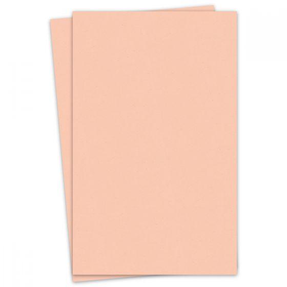 Kraft-tone Memo Orange Kraft (2) Paper Available at PaperPapers