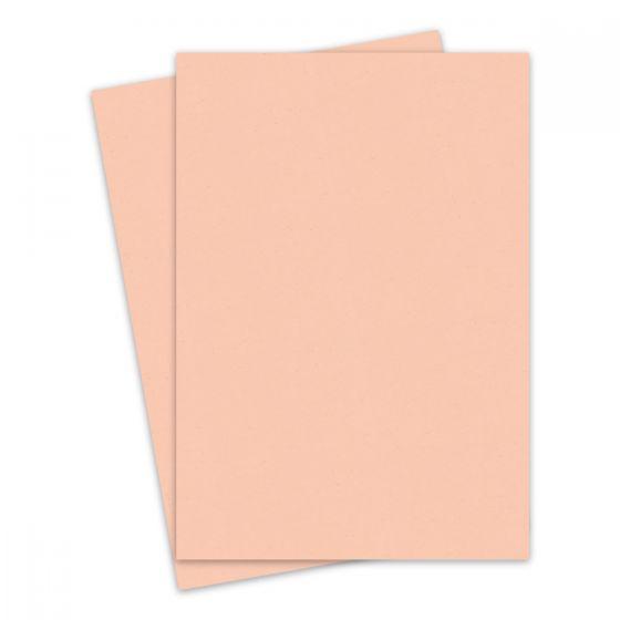 Kraft-tone Memo Orange Kraft (2) Paper Find at PaperPapers