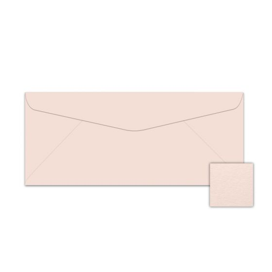 Neenah Cotton BLUSH - #10 Commercial Envelopes (4.125-x-9.5-inches) - 800 PK