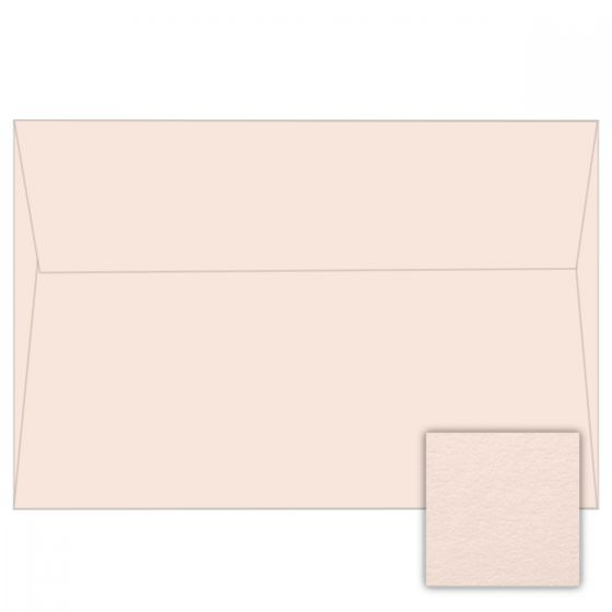 Neenah Cotton Blush (1) Envelopes Available at PaperPapers