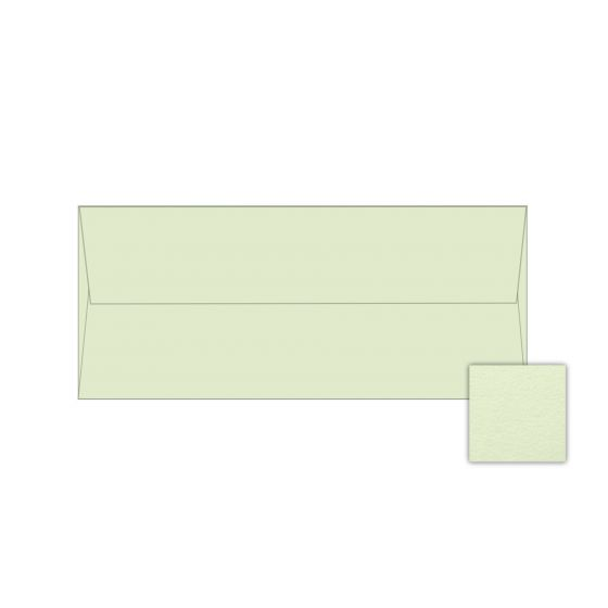 Neenah Cotton MINT - #10 Square Flap Envelopes (4.125-x-9.5-inches) - 800 PK