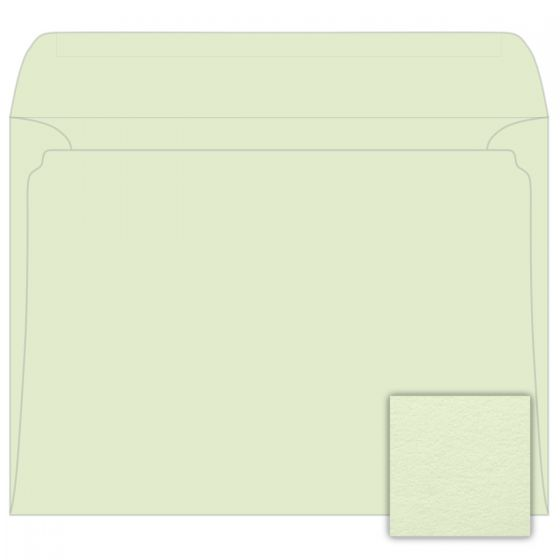 Neenah Cotton MINT - 9 x 12 Booklet Envelopes (9-x-12-inches) - 500 PK
