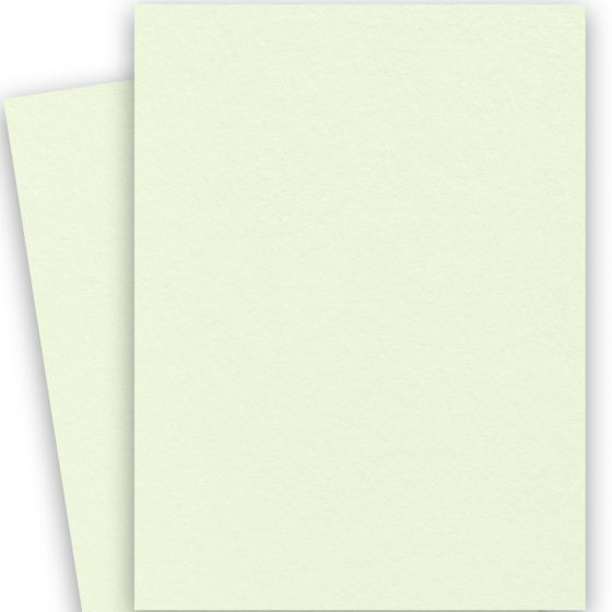NEENAH Cotton Mint - 26X20 Full Size Paper - 220lb Cover (595gsm) - 75 PK