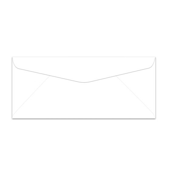 No 12 Envelopes (4-3/4-x-11) - 24lb White Wove (Diagonal Seam) - 2500 PK