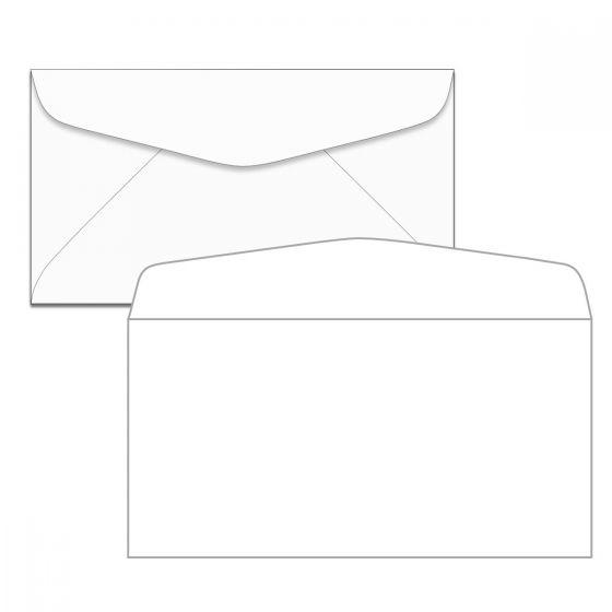 No. 7 Envelopes (3-3/4-x-6-3/4) - 24lb White Wove (Diagonal Seam) - 5000 PK