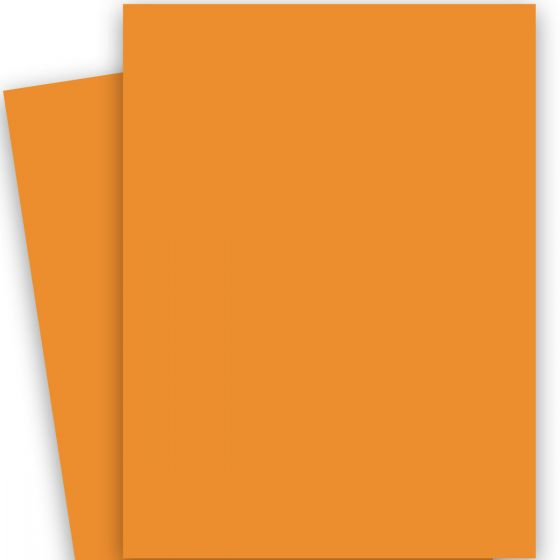 Poptone Orange Fizz (2) Paper Offered by PaperPapers