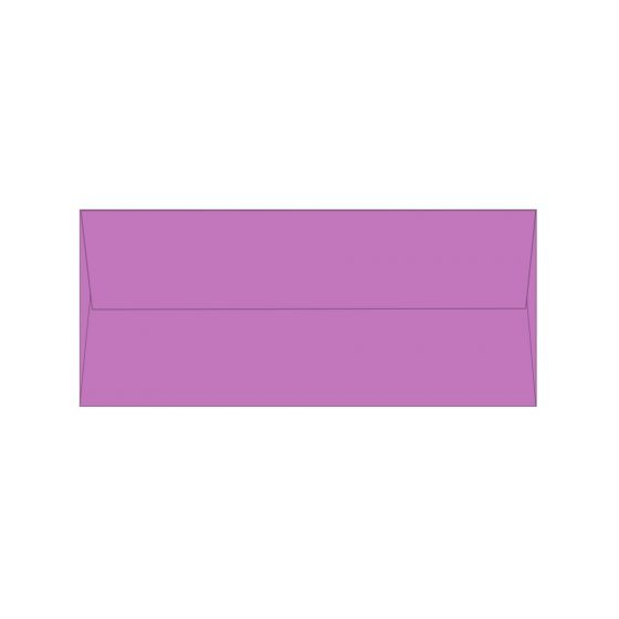 Astrobrights - #10 Square Flap Envelopes - Outrageous Orchid - 2500 PK