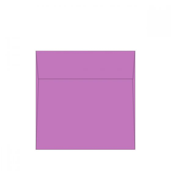 Astrobrights - 6 1/2 x 6 1/2 Square Envelopes (6.5-x-6.5-inches) - Outrageous Orchid - 1000 PK