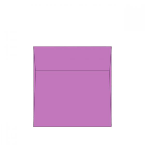 Astrobrights - 6 x 6 Square Envelopes (6-x-6-inches) - Outrageous Orchid - 1000 PK