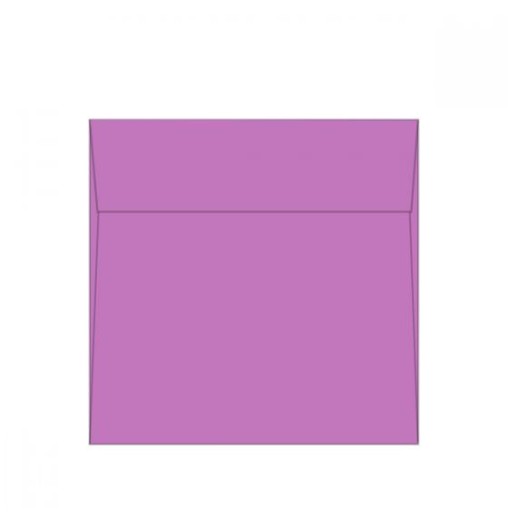 Astrobrights - 7 x 7 Square Envelopes (7-x-7-inches) - Outrageous Orchid - 1000 PK