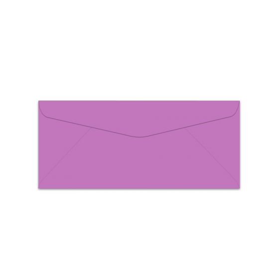 Astrobrights - #9 Commercial Envelopes (3.875-x-8.875-inches) - Outrageous Orchid - 2500 PK