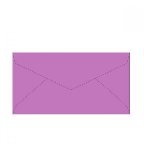 Astrobrights - Monarch Envelopes (3.875-x-7.5-inches) - Outrageous Orchid - 2500 PK