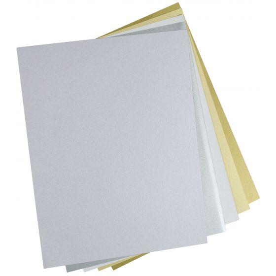 Shine LILAC - Shimmer Metallic Legal Size Paper - 8.5 x 14  32/80lb Text (118gsm) - 200 PK