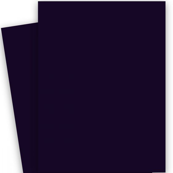 Plike (Plastic-Like) Paper - (28.3 in x 40.2 in) - BLUE - 122LB COVER - 50 PK