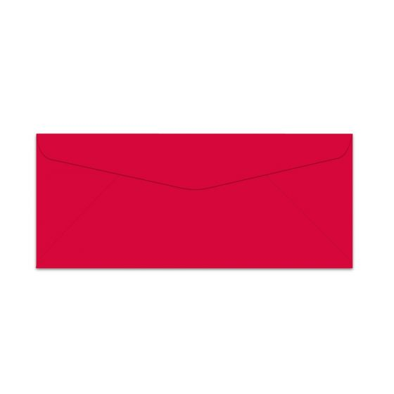 Plike RED #10 Commercial Envelopes (4.125-x-9.5-inches) - 2000 PK