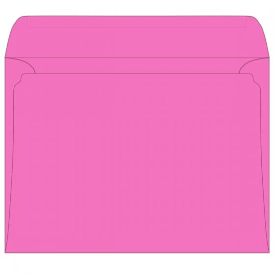 Neenah Pulsar Pink (1) Envelopes  Purchase from PaperPapers