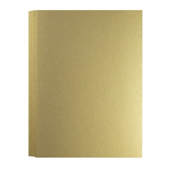 FAV Shimmer Pure Gold (2) Flat Cards -Buy at PaperPapers