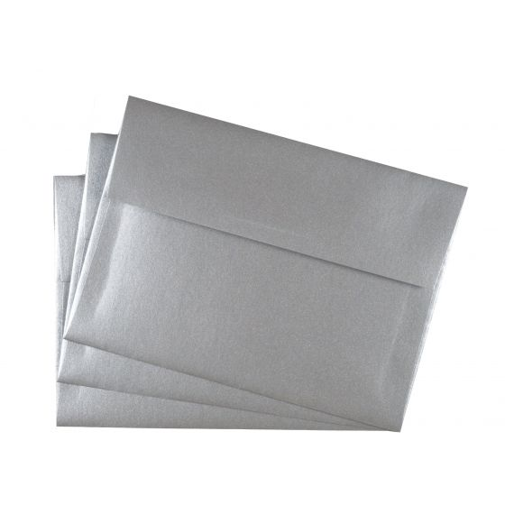 FAV Shimmer Pure Silver (3) Envelopes Shop with PaperPapers