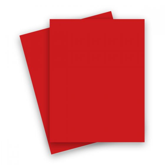 Poptone Red Hot (1) Paper Offered by PaperPapers