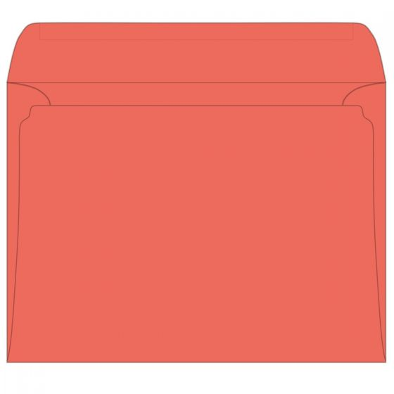 Astrobrights Rocket Red (1) Envelopes Shop with PaperPapers