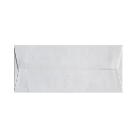 100% Cotton No. 10 Envelopes (4.125-x-9.5) - Savoy Bright White - 250 PK
