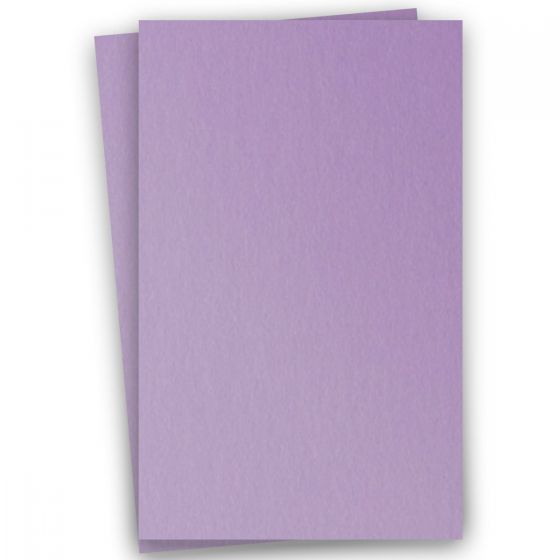 Stardream Metallic 11X17 Card Stock Paper - AMETHYST - 105lb Cover (284gsm) - 100 PK