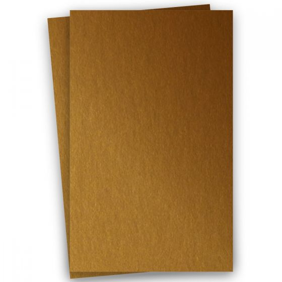 Stardream Metallic 11X17 Paper - ANTIQUE GOLD - 81lb Text (120gsm) - 200 PK