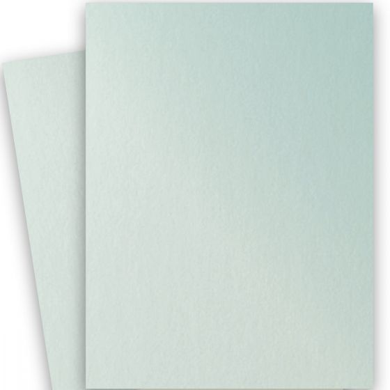 Stardream Metallic - 28X40 Full Size Paper - AQUAMARINE - 105lb Cover (284gsm)