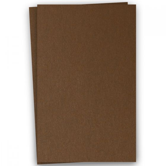 Stardream Metallic - 12X18 Card Stock Paper - BRONZE - 105lb Cover (284gsm) - 100 PK