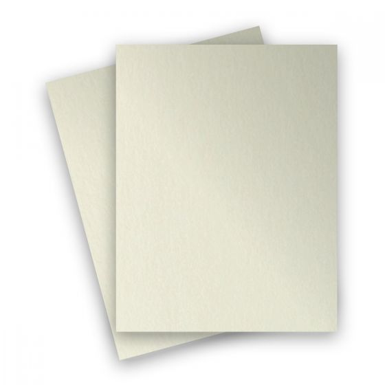 Stardream Metallic - 8.5X11 Card Stock Paper - CITRINE - 105lb Cover (284gsm) - 250 PK