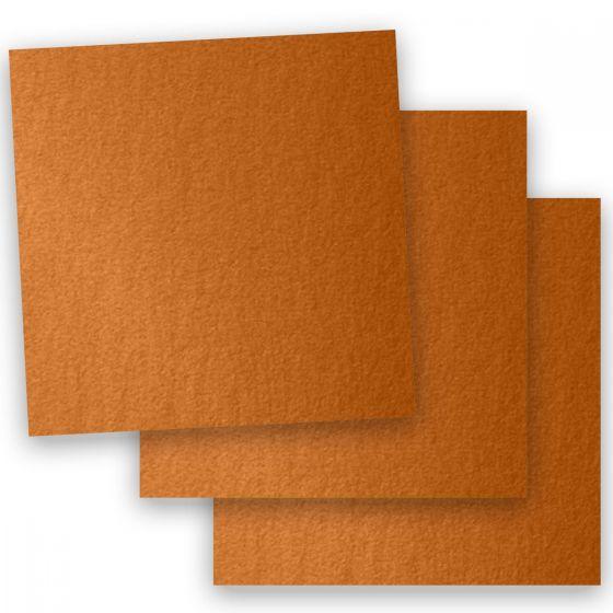Stardream Metallic - 12X12 Card Stock Paper - COPPER - 105lb Cover (284gsm) - 100 PK