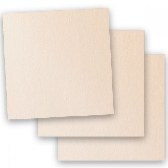 Stardream Metallic - 12X12 Card Stock Paper - CORAL - 105lb Cover (284gsm) - 100 PK