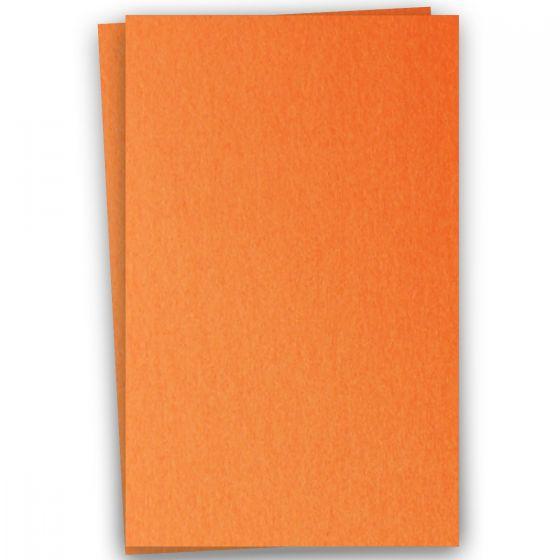 Stardream Metallic - 12X18 Card Stock Paper - FLAME - 105lb Cover (284gsm) - 100 PK