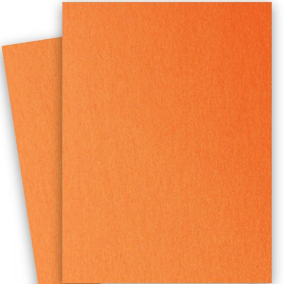 Stardream Metallic - 28X40 Full Size Paper - FLAME - 105lb Cover (284gsm) - 100 PK