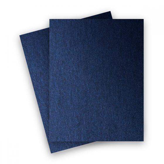 Stardream Metallic - 8.5X11 Paper - LAPIS LAZULI - 81lb Text (120gsm) - 25 PK