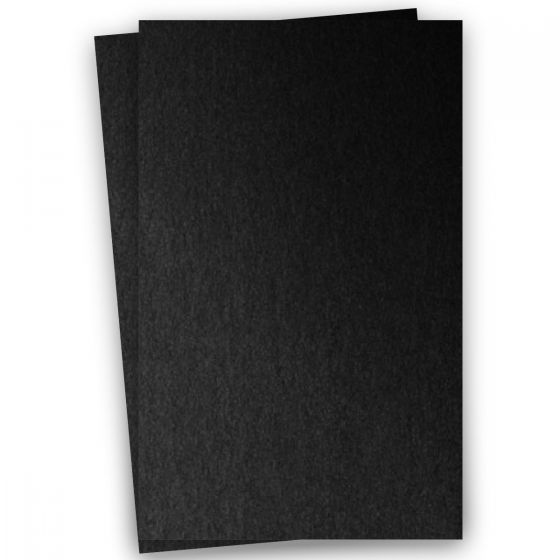 Stardream Metallic 11X17 Paper - ONYX - 81lb Text (120gsm) - 200 PK