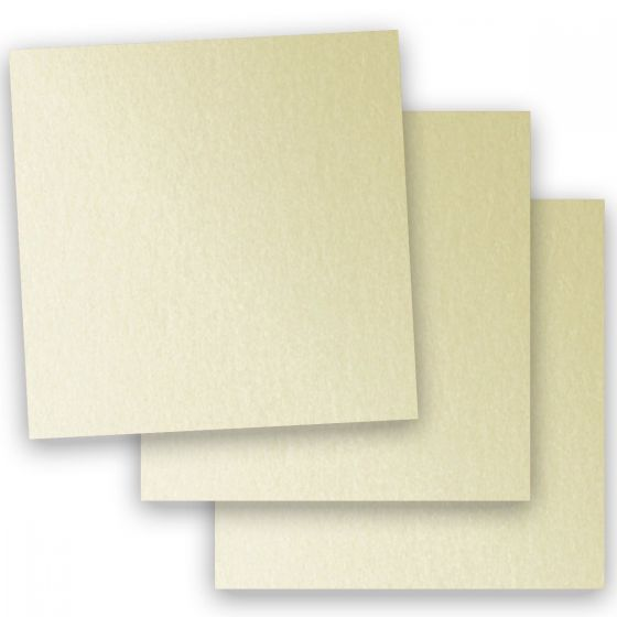 Stardream Metallic - 12X12 Card Stock Paper - OPAL - 105lb Cover (284gsm) - 100 PK