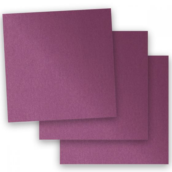 Stardream Metallic - 12X12 Card Stock Paper - PUNCH - 105lb Cover (284gsm) - 100 PK