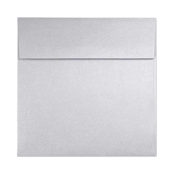 Stardream Metallic Silver - 7.5 in Square ENVELOPES - 25 PK