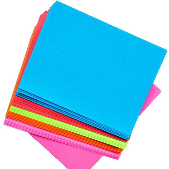 Bright Paper Sizzlers Variety Pack - 8.5-x-11-inches - Assorted Card stock (5 color / 10 sheets each) - 50 PK