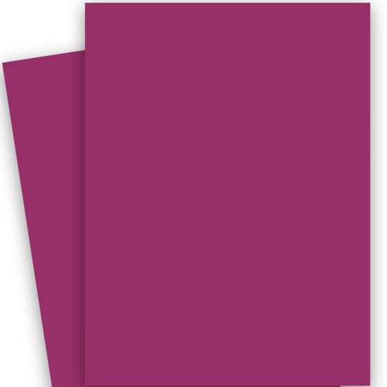 Curious SKIN - Purple - 27X39  TEXT Paper - 91lb Text (135gsm)