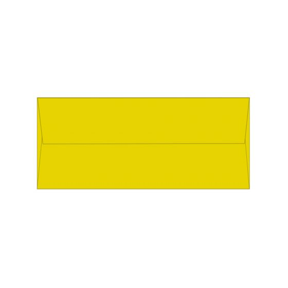 Astrobrights - #10 Square Flap Envelopes - Sunburst Yellow - 2500 PK