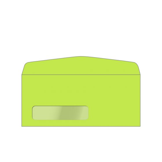Astrobrights Vulcan Green (1) Envelopes Offered by PaperPapers