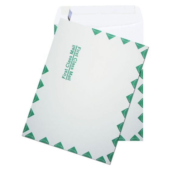Commodities White Wove (3) Envelopes Offered by PaperPapers
