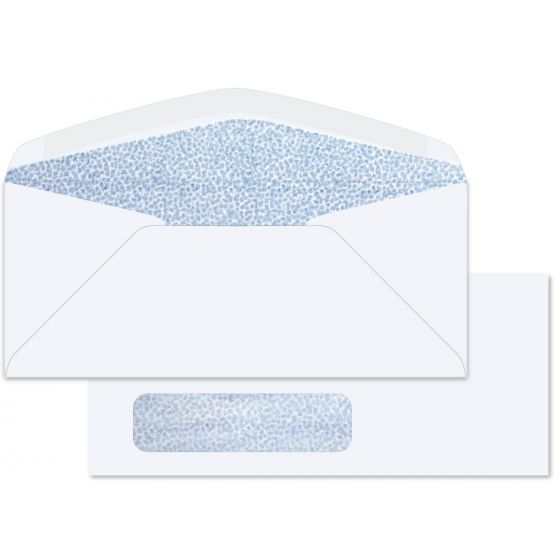 PPS White Wove Envelopes 2  From PaperPapers
