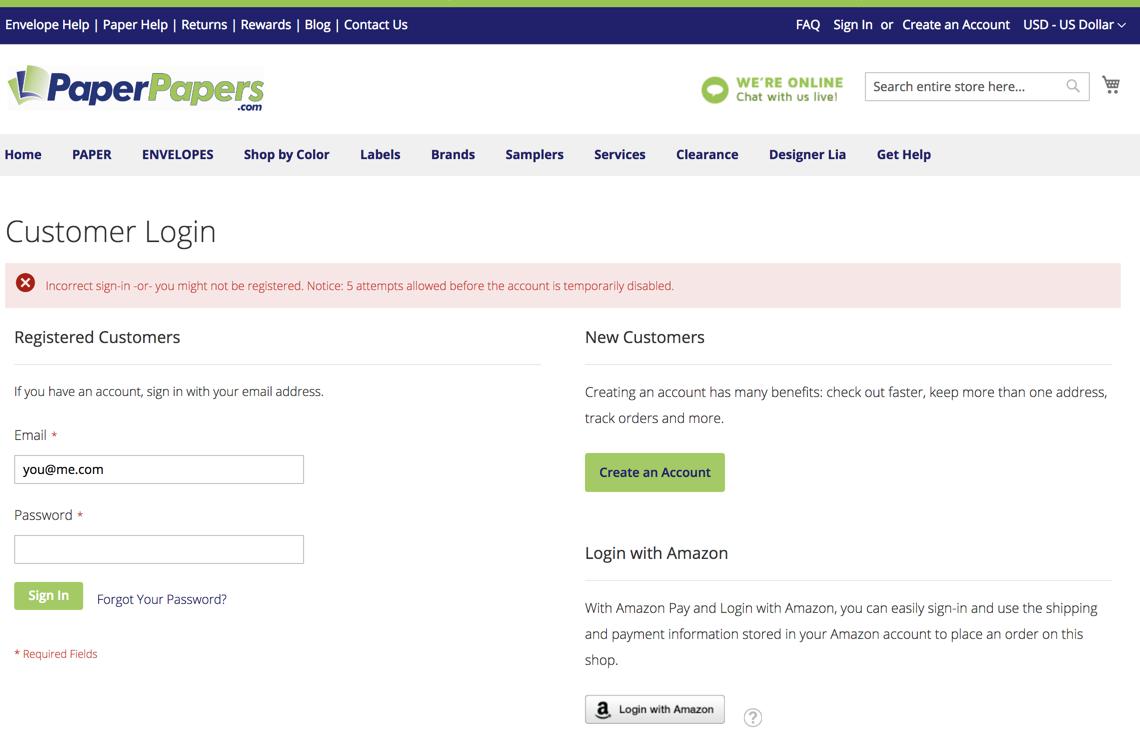Register New Customer